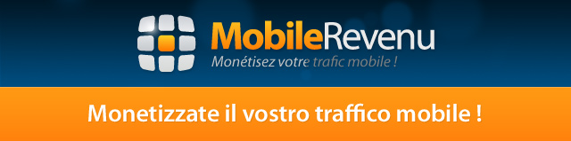 Sponsor Mobile Revenu
